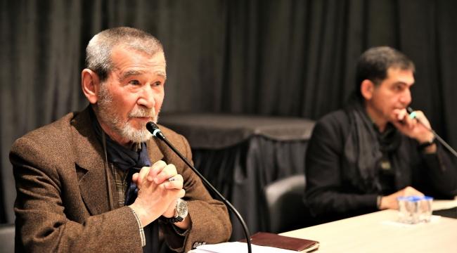 Buca'da sanat zamanı: İki usta şair bir arada