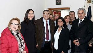 """CHP'li Sındır, """"Aydınlık bir Türkiye kadınlarımızın elinde yükselecek"""""""