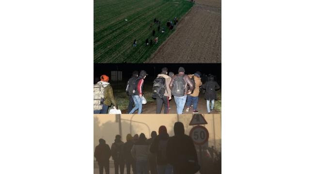 Göçmenler Ege kıyıları ve Edirne'ye akın ediyor