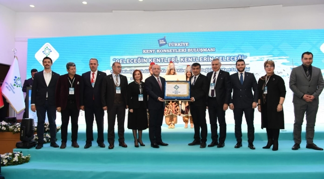Türkiye Kent Konseyleri dönem başkanlığı Balıkesir'de