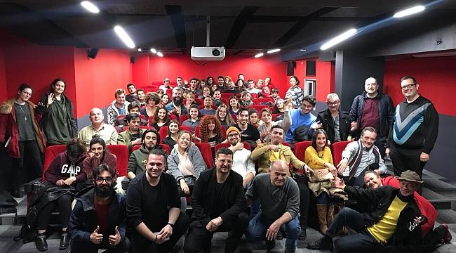 Buca 6. Balkan Panorama Film Festivali yola çıktı