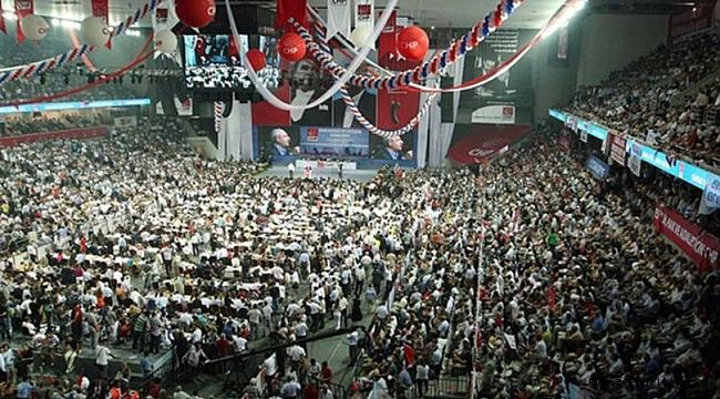 CHP Kongresi Erteletebilir