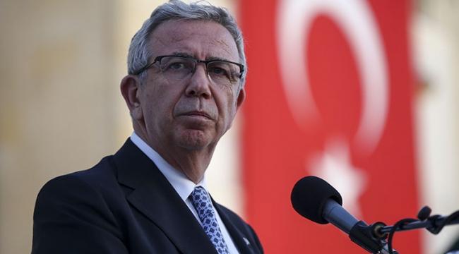 Mansur Yavaş' tan 6 Milyona Dayanışma Çağrısı