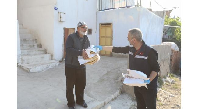 Buca'da iftar sofraları pidesiz kalmayacak