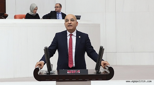 """CHP'li POLAT; """"Cezaevleri korona merkezi olmasın"""""""