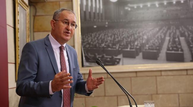 CHP'li Sertel'den yerel basına destek çağrısı