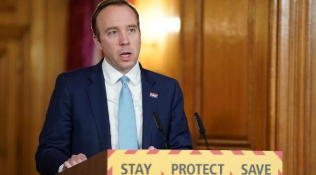 İngiltere Sağlık Bakanı Hancock: Salgının zirve noktası önümüzdeki haftalarda yaşanacak