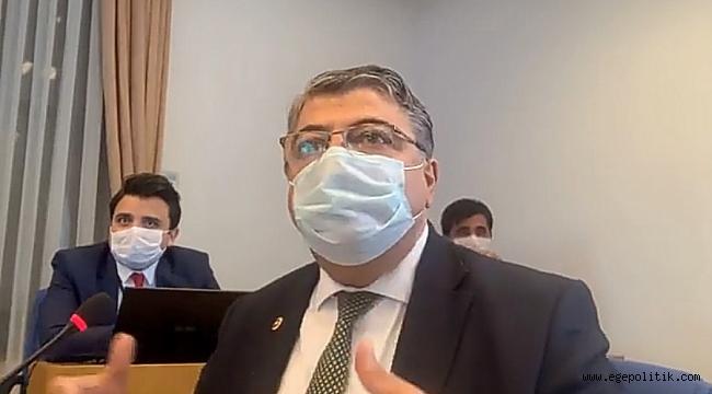 """Milletvekili Sındır, """"Torba kanunda, pandeminin ekonomik yükü vatandaşın sırtına yükleniyor"""""""
