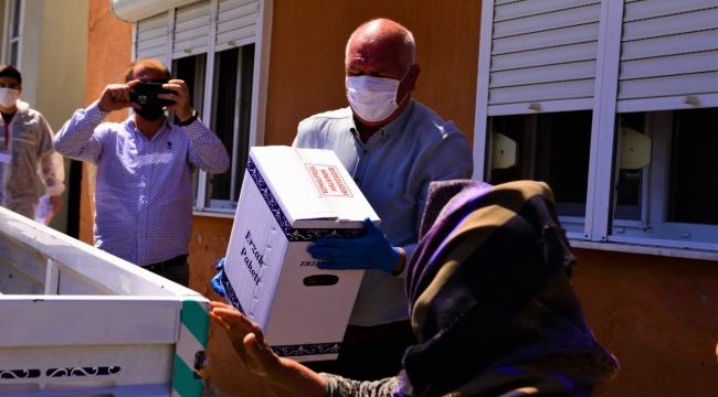 Başkan Karakayalı'dan korona virüsle mücadele raporu!
