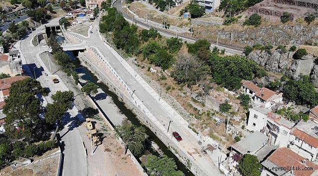 Büyükşehir'den İzmir trafiğine altın dokunuşlar