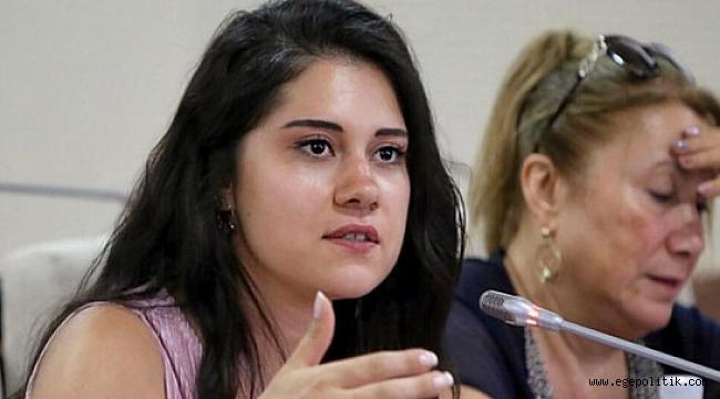 CHP'li belediye meclis üyesi Dila Koyurga adli kontrol şartıyla serbest bırakıldı