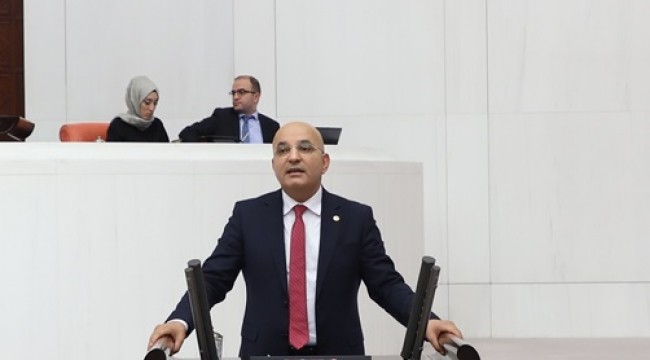 CHP'li Polat'tan 'Menemen' çıkışı: Siyaset yapacaksa istifa etsin