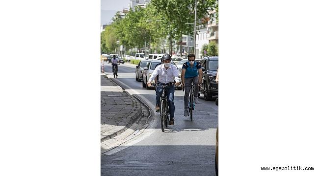 Kent içinde iki tekerli ulaşıma destek