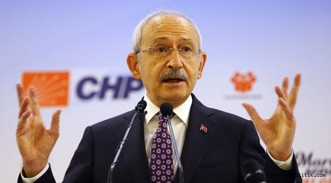 Kılıçdaroğlu: Gelecek ve DEVA partilerine grup kurma desteği verebiliriz