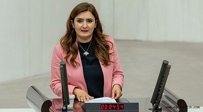 """CHP İzmir Milletvekili Av. Sevda Erdan Kılıç: """"İşkencelerin en kötüsü kanunla işkence etmektir"""