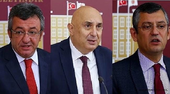 CHP tarihinde ilk kez 3 grup başkanvekili seçim yapılmadan atama ile görevlerine devam ediyor