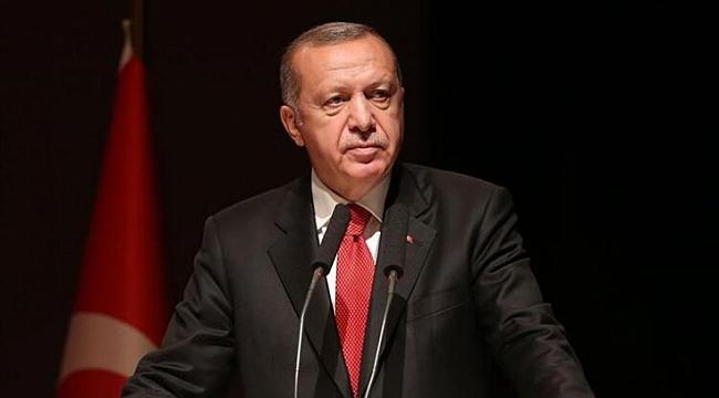 Erdoğan: Seçim ve siyasi partiler yasalarının, Cumhurbaşkanlığı Hükümet Sistemi'ne göre değiştirilmesi gerekiyor