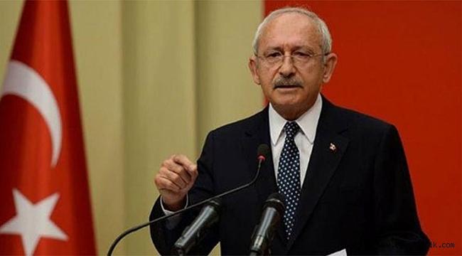Kılıçdaroğlu: Bugünkü koşullarda 'Adalet Yürüyüşü'nü yanlış buluyorum