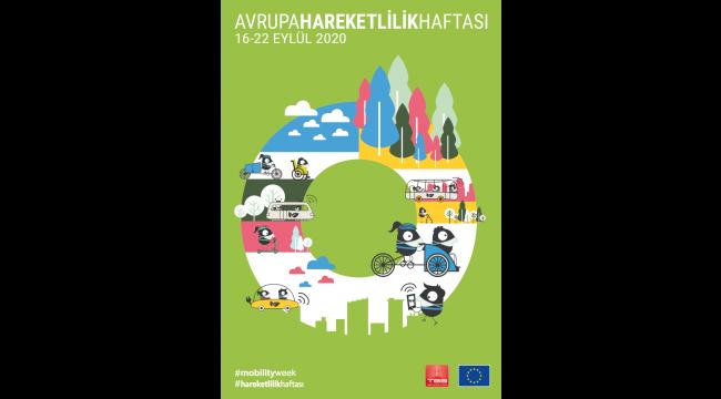 Buca Belediyesi Avrupa Hareketlilik Haftası'na katıldı