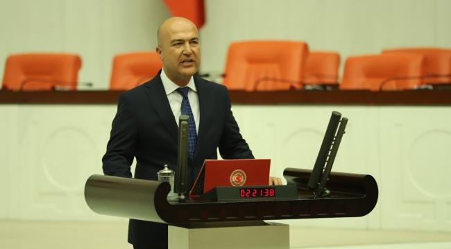 CHP İzmir Milletvekili Murat Bakan'dan Urla Belediye Başkanı Burak Oğuz hakkında açıklama;