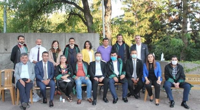 """CHP'nin Hukukçu Milletvekili Av. Sevda Erdan Kılıç: """"CHP milletvekilleri içeride, barolar dışarıda 'çoklu baro'ya karşı çıktı"""""""