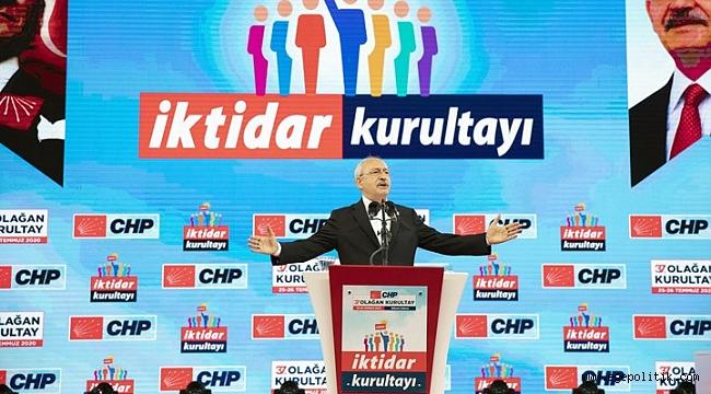CHP Parti Meclisi'ne aday olan 222 ismin aldıkları oyların TAM LİSTESİ