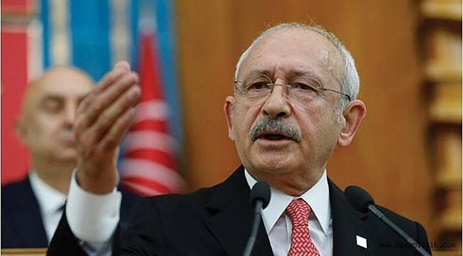 Kılıçdaroğlu tek aday