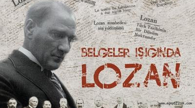 Lozan Barış Antlaşması'nın 97. yılı etkinliklerle kutlanacak