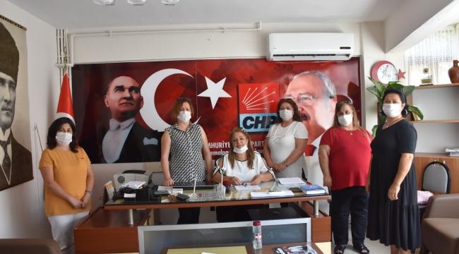 CHP'li Kadınlar Kemalpaşa'dan haykırdı: İstanbul Sözleşmesi yaşatır!
