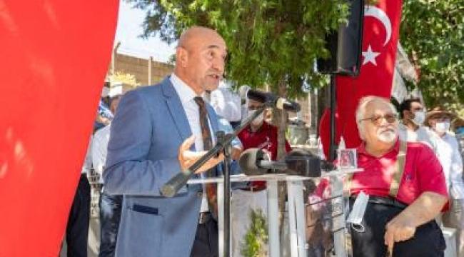 Gültepe'nin eski belediye başkanı Aydın Erten mezarı başında anıldı