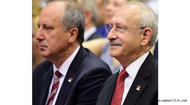 İnce için CHP' nin eski genel başkanları devrede