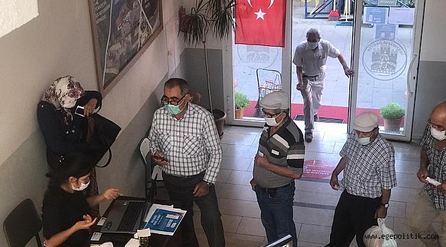Beydağ Belediyesi'ne HES Kodu ile Girilecek