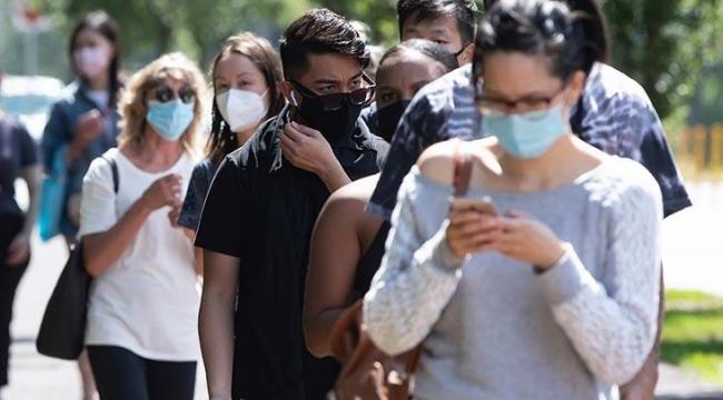 İzmir'de günlük koronavirüs vaka sayısı en az 450