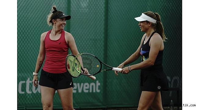 Tenisin kalbi İstanbul' da atmaya devam ediyor