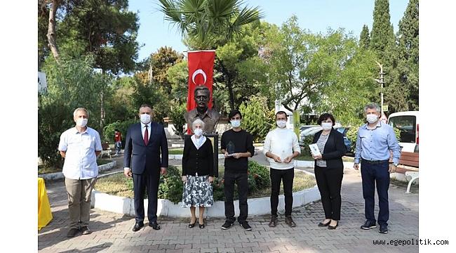 Ali Rıza Ertan Şiir Yarışması ödülleri 23. defa sahiplerini buldu