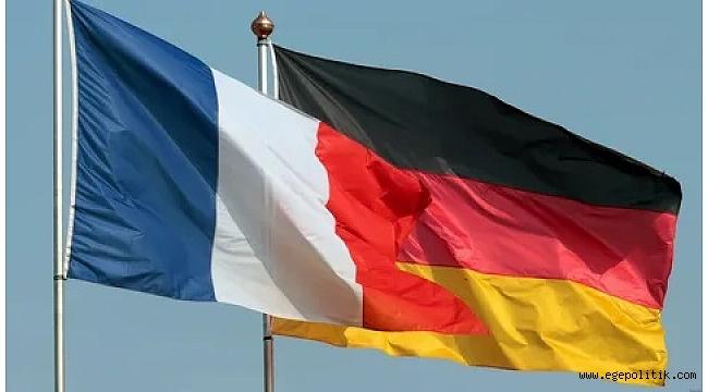 Alman Hükümeti Macron' a destek açıklaması yaptı