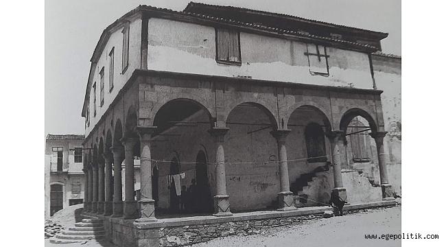 Ayvalık' taki tarihi kilisenin restorasyonuna kurul onayı