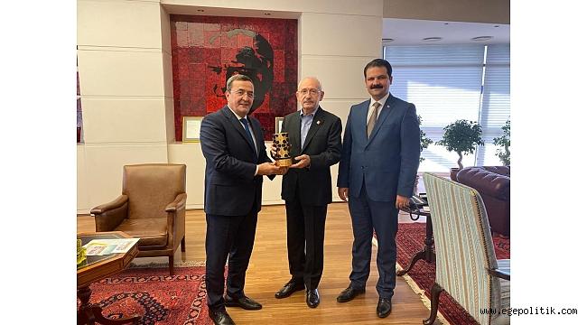 Batur Kılıçdaroğlu' na 500 gününü anlattı