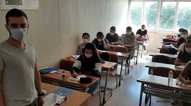 Bergama Yaşam Boyu Eğitim Merkezi'nde kurslar devam ediyor