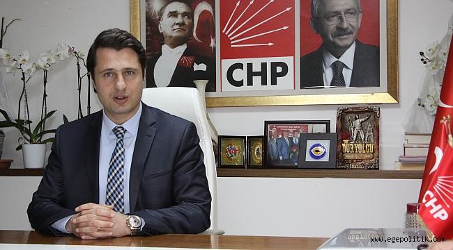 """CHP İZMİR'DEN """"2.YÜZYILA ÇAĞRI BEYANNAMESİ"""" MEKTUBU"""