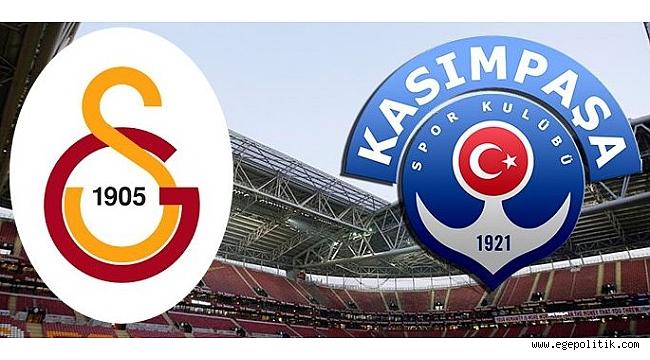 Galatasaray da 4. haftayı puansız kapattı