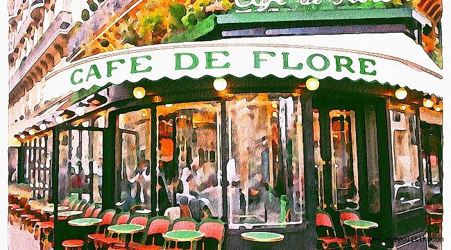 Paris'te barlar iki hafta kapalı olacak