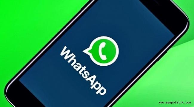 WhatsApp'ta : Sonsuza kadar seçeneği