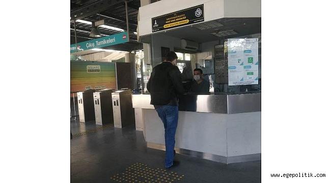 Bornova' da da artık bir İzmirim Kart merkezi var