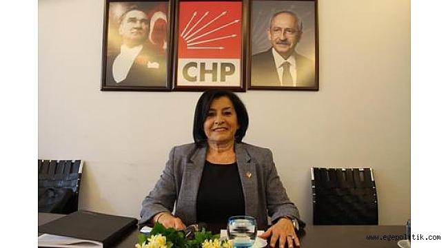 CHP Konak Kadın Kolları' ndan 25 Kasım mesajı