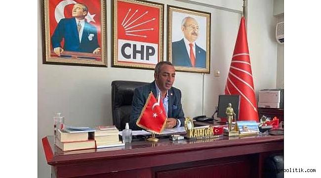CHP Menemen İlçe Başkanlığı' ndan Serdar Aksoy açıklaması