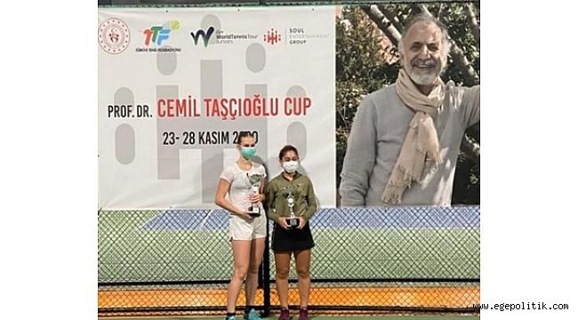 Covid-19'un aramızdan aldığı Prof. Cemil Taşçıoğlu anısına tenis turnuvası düzenleniyor