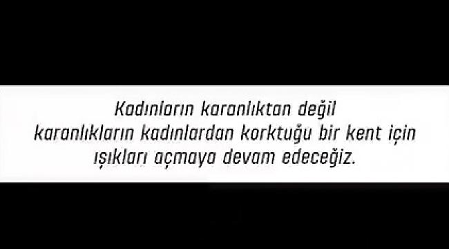 Filiz Başkan 25 Kasım mesajını kısa filmle verdi