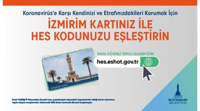 HES Kodu-İzmirim Kart eşleştirilmesi 20 Aralık' a uzatıldı