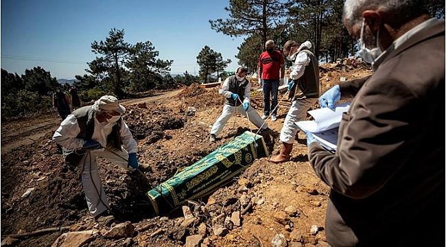 İstanbul' da son 24 saatte 173 kişi hayatını kaybetti